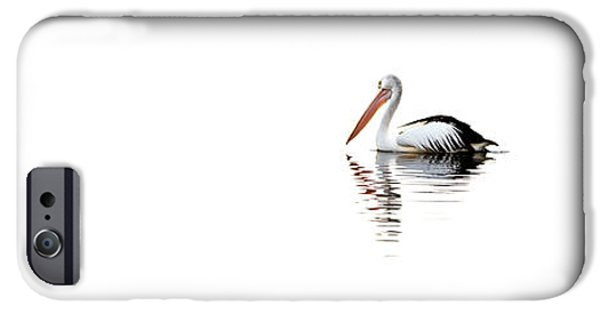 Pelican iPhone 6s Case - Pelican Adrift by Az Jackson