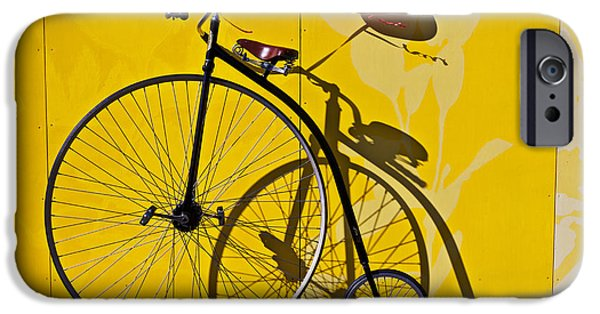 Penny Farthing Love IPhone 6s Case by Garry Gay