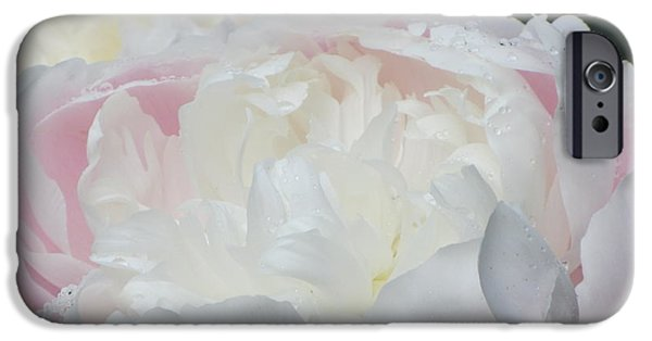 IPhone 6s Case featuring the photograph Peony by Karen Shackles