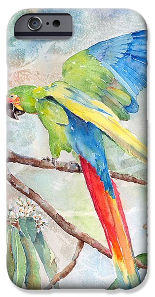 Perfect Landing IPhone 6s Case by Arline Wagner