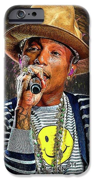 Pharrell Williams IPhone 6s Case