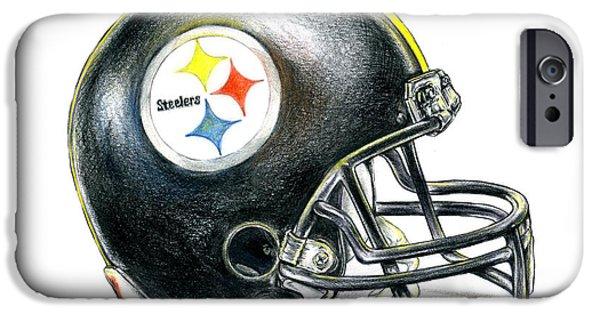 Pittsburgh Steelers Helmet IPhone 6s Case