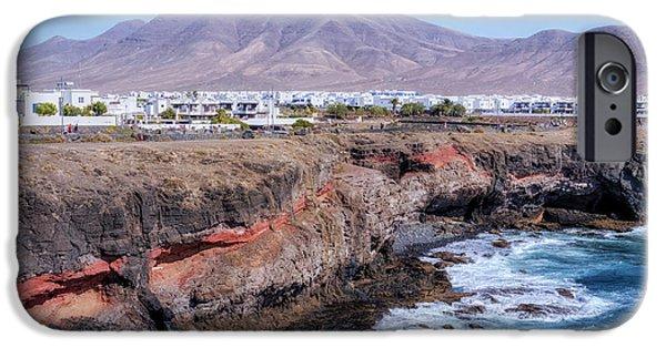 Canary iPhone 6s Case - Playa Blanca - Lanzarote by Joana Kruse