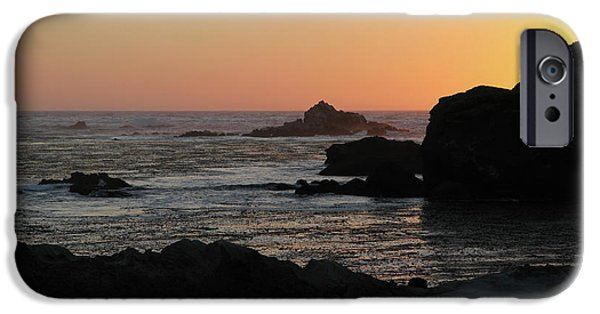 Point Lobos Sunset IPhone 6s Case by David Chandler
