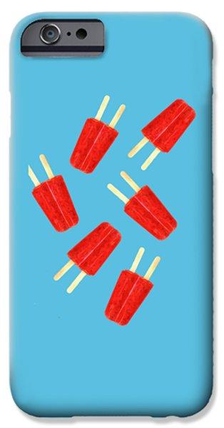Desert iPhone 6s Case - Popsicle T-shirt by Edward Fielding