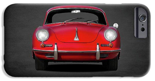 Transportation iPhone 6s Case - Porsche 356 by Mark Rogan