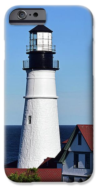 Portland Head Light No. 103 IPhone 6s Case by Sandy Taylor