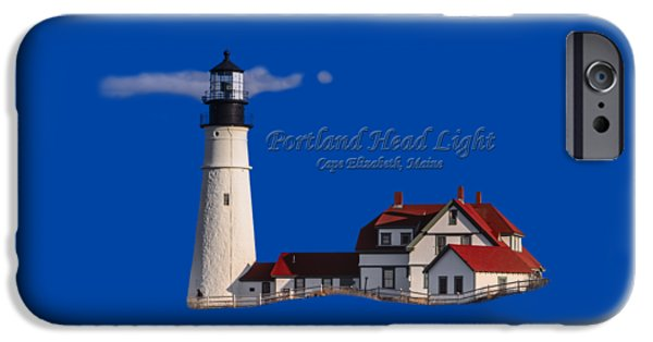 Portland Head Light No. 43 IPhone 6s Case by Mark Myhaver
