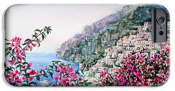 Positano Italy IPhone 6s Case