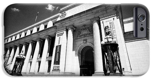 Postal Square Building Washington Dc Usa IPhone 6s Case