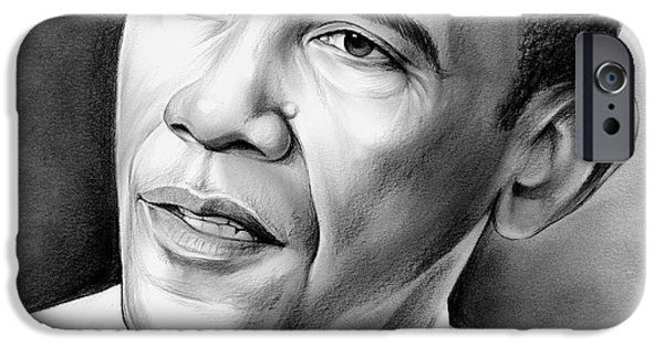 President Barack Obama IPhone 6s Case by Greg Joens