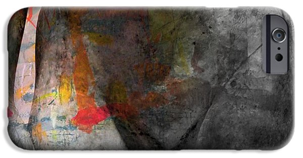 Nudes iPhone 6s Case - Put A Little Love In Your Heart by Paul Lovering