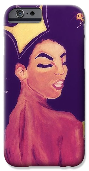 Queen Bee  IPhone 6s Case by Miriam Moran