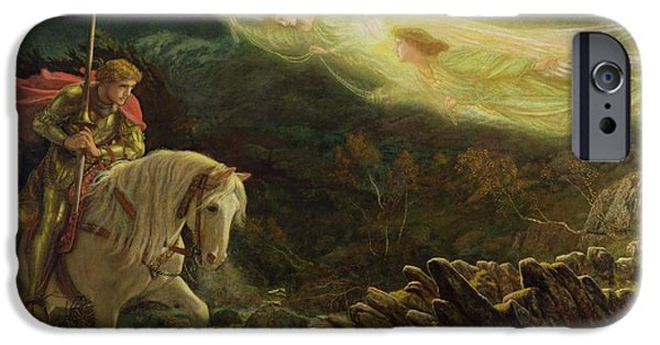 Quest For The Holy Grail IPhone 6s Case by Arthur Hughes