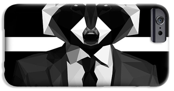 Racoon IPhone 6s Case by Gallini Design