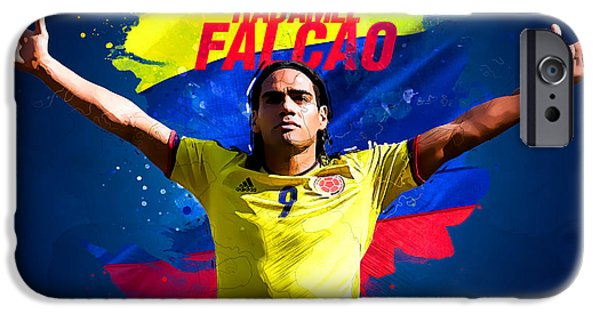 Radamel Falcao IPhone 6s Case