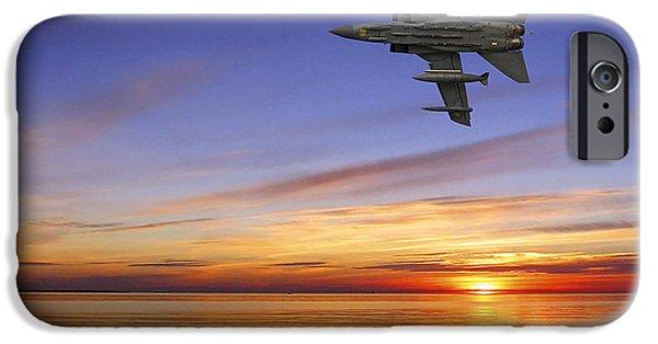 Airplane iPhone 6s Case - Raf Tornado Gr4 by Smart Aviation