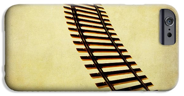 Train iPhone 6s Case - Railway by Bernard Jaubert