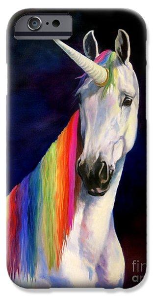 Rainbow Unicorn IPhone 6s Case