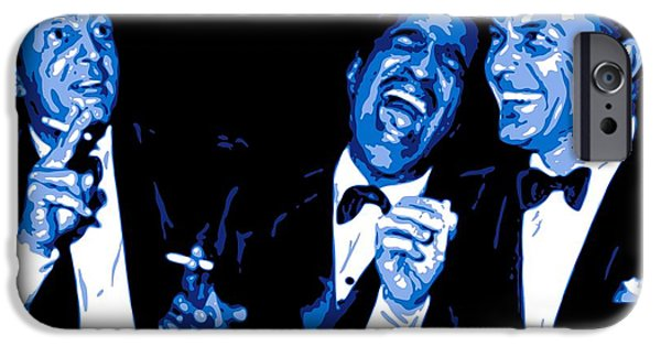 Rat Pack At Carnegie Hall IPhone 6s Case