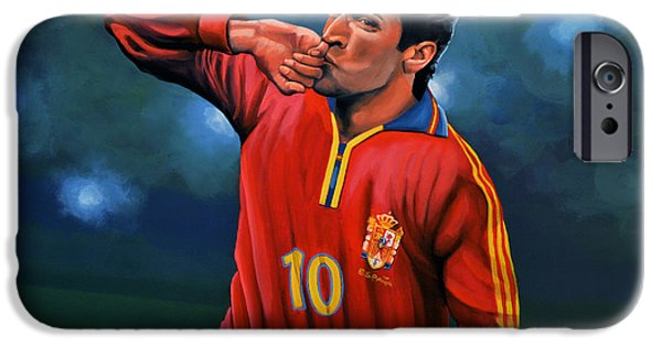Raul Gonzalez Blanco IPhone 6s Case