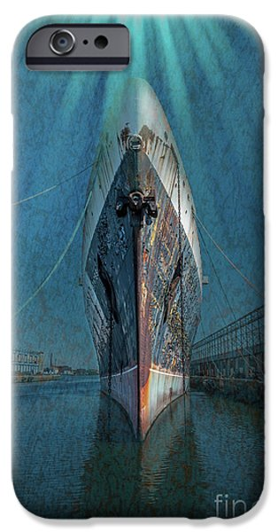 Cruise Ship iPhone 6s Case - Rays Of Hope by Marvin Spates