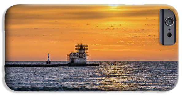 IPhone 6s Case featuring the photograph Rehabilitation Rising by Bill Pevlor