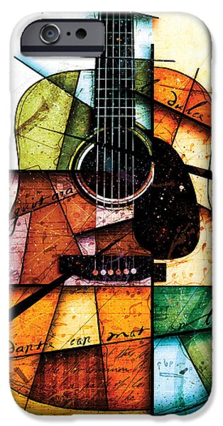 Resonancia En Colores IPhone 6s Case by Gary Bodnar