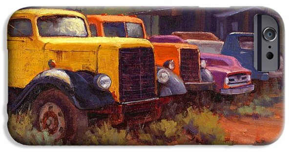 Truck iPhone 6s Case - Retirement Home by Cody DeLong
