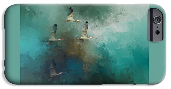Riding The Winds IPhone 6s Case by Marvin Spates