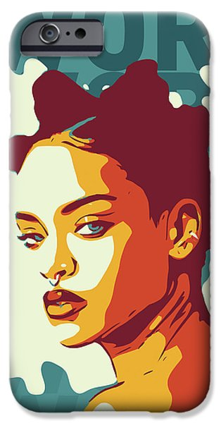 Rihanna IPhone 6s Case