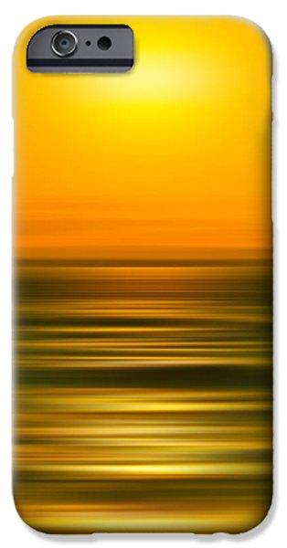 Contemporary iPhone 6s Case - Rising Sun by Az Jackson
