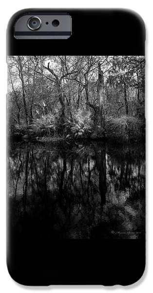 River Bank Palmetto IPhone 6s Case by Marvin Spates