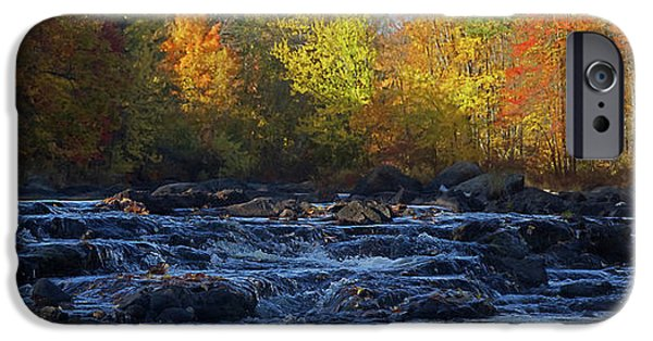 New Leaf iPhone 6s Case - River by Jerry LoFaro