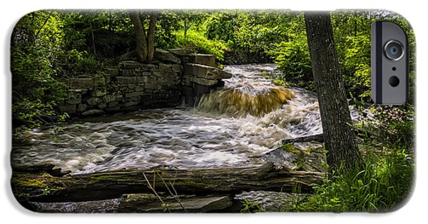 Riverside IPhone 6s Case by Mark Myhaver