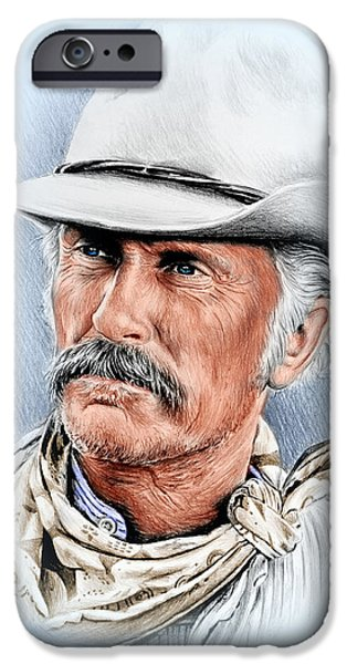 Robert Duvall As Gus Mccrae IPhone 6s Case