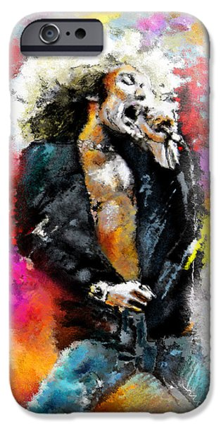 Robert Plant 03 IPhone 6s Case