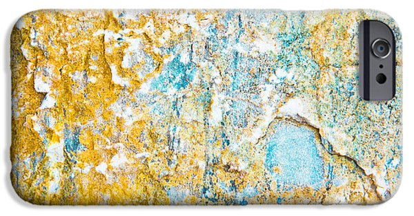 Rock Texture IPhone 6s Case by Tom Gowanlock