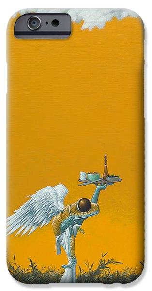 Amphibians iPhone 6s Case - Rope Ladder by Jasper Oostland