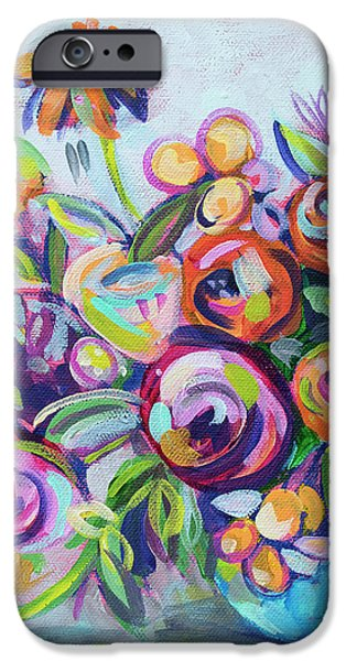 Roses And Kumquats IPhone 6s Case by Kristin Whitney