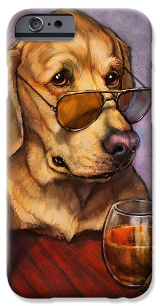 Ruff Whiskey IPhone 6s Case by Sean ODaniels