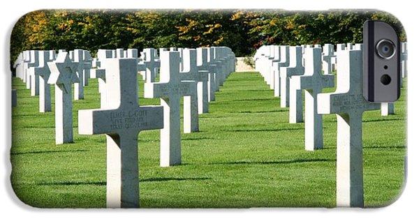 Saint Mihiel American Cemetery IPhone 6s Case