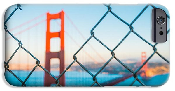 San Francisco Golden Gate Bridge IPhone 6s Case by Cory Dewald