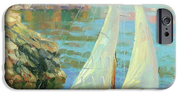 Sailboat iPhone 6s Case - Saturday by Steve Henderson