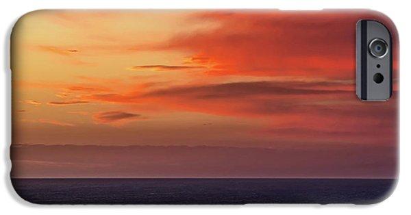Scarlet iPhone 6s Case - Scarlet Moods by Az Jackson