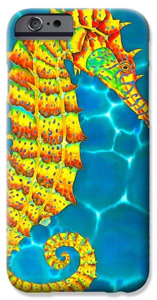 Seahorse - Exotic Art IPhone 6s Case