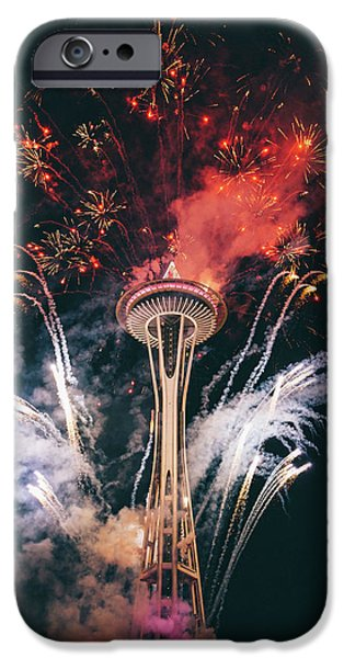 Seattle IPhone 6s Case