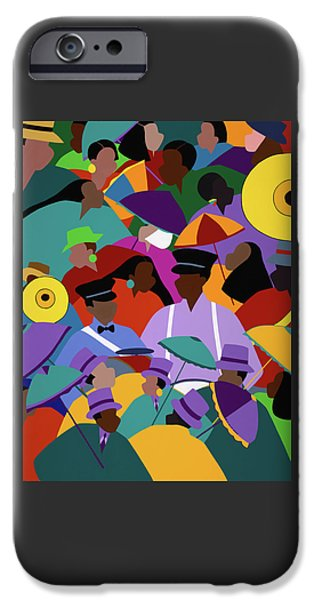 Second Line New Orleans IPhone 6s Case