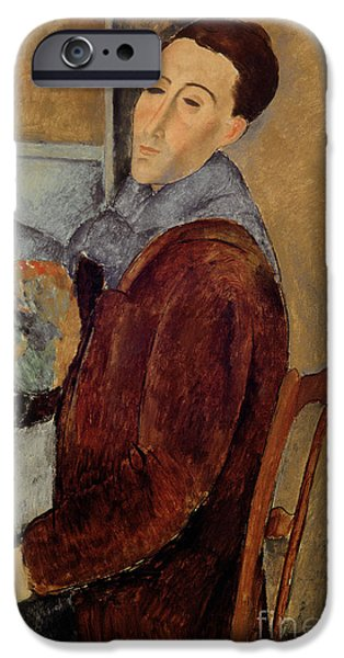 Self Portrait IPhone Case by Amedeo Modigliani