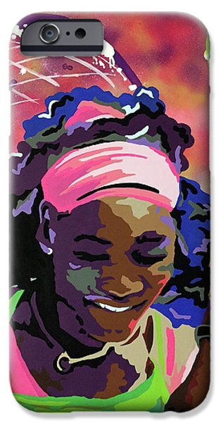 Serena IPhone 6s Case by Chelsea VanHook